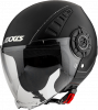 JET helmet AXXIS METRO ABS solid black matt XL